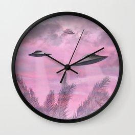 Alien Age Wall Clock