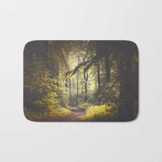 walk with me Bath Mat