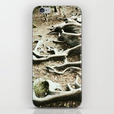 The roots of all goodness lie in the soil of appreciation for goodness iPhone Skin