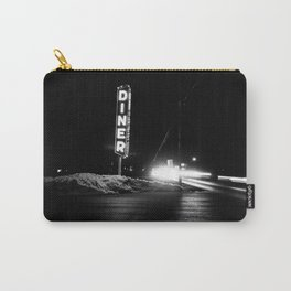 Roadside Diner Carry-All Pouch