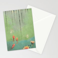 Koi Dreams Stationery Cards