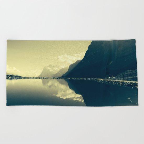 Morning Bliss Beach Towel