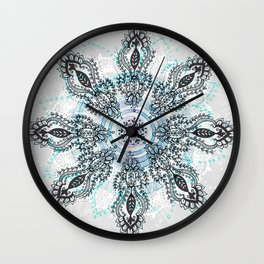 """""""All you need is Love"""" Wall Clock"""