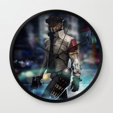 StarWyv01 Wall Clock