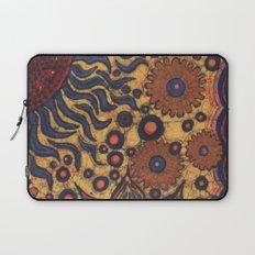 Summertime Batik Laptop Sleeve