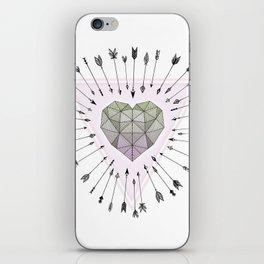 Young & Unafraid - Pink iPhone Skin