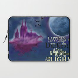 Cologne Illustration Laptop Sleeve