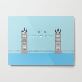 London, England | Tower Bridge Metal Print