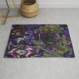 Tongue-lashing Rug