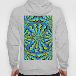 Hacking Visual System Optical Illusion Hoody