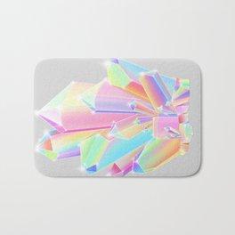 Crystal Cluster Bath Mat