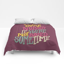 Booed Sometime Comforters