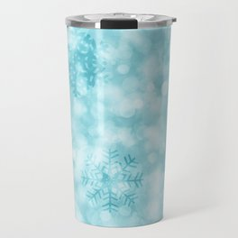 Winter Vibes Travel Mug