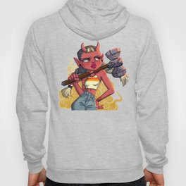 Oni Warrior Hoody
