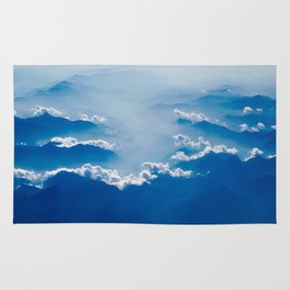 The Clouds of the Mountains Rug