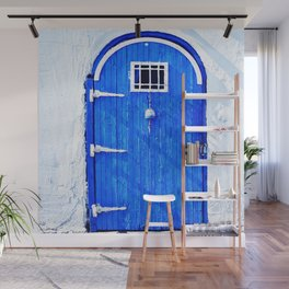 Doors exposition Wall Mural