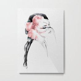 Beauty Metal Print
