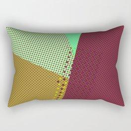"""""""Vintage pop art"""" Rectangular Pillow"""