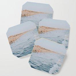Santa Monica Beach, California Coaster