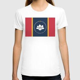 Mississippi Flag 2020 New Flag T-shirt