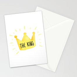 The King Stationery Cards