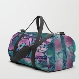 The Love Blues Duffle Bag