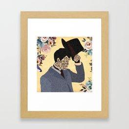 Will Herondale - Clockwork Angel Framed Art Print