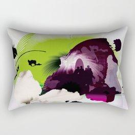 Fluctuating Rectangular Pillow