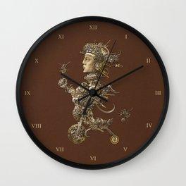 CYCLE Wall Clock