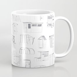 COVER, Contain, Compost - 3 of 3 Coffee Mug