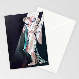 A moment of rest Stationery Cards