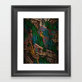 Slapbox Framed Art Print