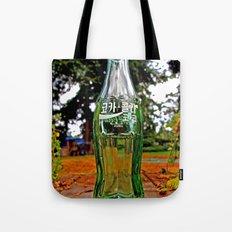 Korean cola bottle (코카콜라) Tote Bag