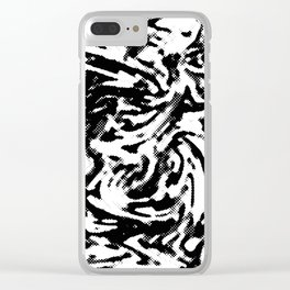 Abstract : TM17065 Clear iPhone Case