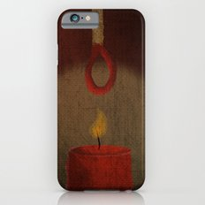 the match kills the candle Slim Case iPhone 6s