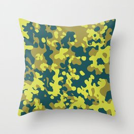CAMO03 Throw Pillow