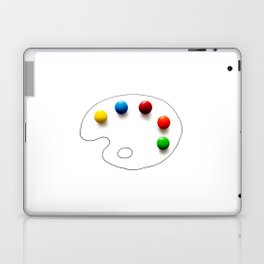 Artist's chocolate Laptop & iPad Skin