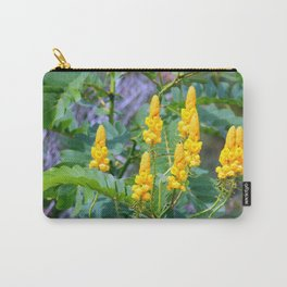 Popcorn Cassia Carry-All Pouch