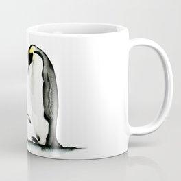 Three Penguins Coffee Mug