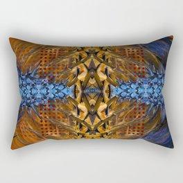 Spiny Spinny Thorny Horny Rectangular Pillow