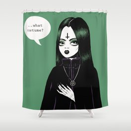 What Costume? Shower Curtain