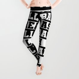 Volleyball My Perfect Day Sportive Girl  Leggings