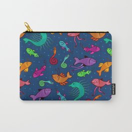 extraordinary sea creatures Carry-All Pouch
