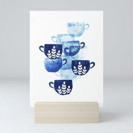 Mug art collection Mini Art Print