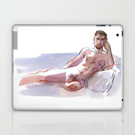 COLBY, Nude Male by Frank-Joseph Laptop & iPad Skin