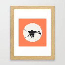Voyager 2 Framed Art Print