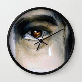 Art prints by Patricia Ortega Wall Clock