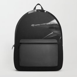 Hammerhead Shark (Black and White) Backpack