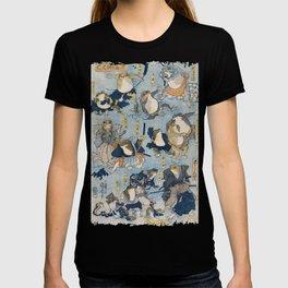 The Samurais Toads T-shirt