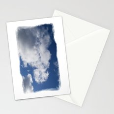 Clouds Over Hill Stationery Cards